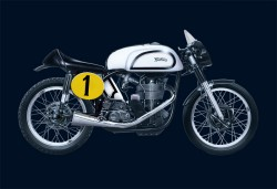 Norton Manx 500cc 1951 - 1:9