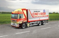 DAF 95 Canvas Truck - Planen LKW - 1:24
