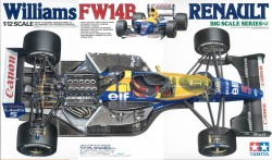 Williams FW14B Renault - 1992