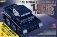 Panzerkampfwagen II Ausf. L  - Luchs - frühe Version