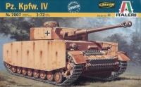 German Panzerkampfwagen IV - 1/72