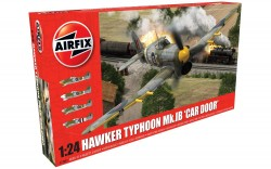 Hawker Typhoon Mk. IB - Car Door - 1:24