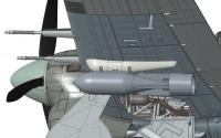 Hawker Typhoon Mk. IB - Car Door