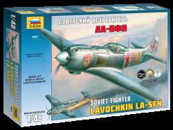 Lavochkin La-5FN / Lawotschkin La-5 - Sowjetischer Jäger - 1:48