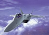 Lockheed Martin F-22 Raptor - 1:72