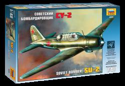 Suchoi Su-2 - Sowjetischer leichter Bomber