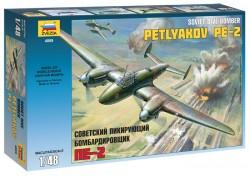 Petlyakov Pe-2 / Petljakow Pe-2 - Sowjetischer Sturzkampfbomber
