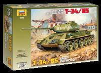 Sowjetischer Kampfpanzer T-34/85