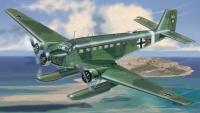 Junkers Ju 52/3m - Seeflugzeug mit Schwimmern - 1:72