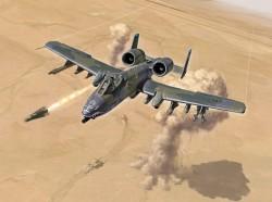 Fairchild Republic A-10 Thunderbolt II - 1/72