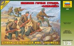 Deutsche Wehrmacht - Gebirgsjäger - Edelweiss - 1:35
