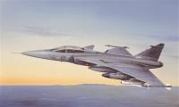 Saab JAS 39A Gripen - 1:48