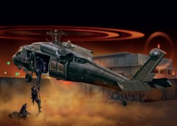 Sikorsky UH-60 / MH-60 Black Hawk - 1/48