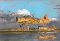 North American Aviation Harvard Mk.IIA - 1/48