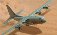 Lockheed Martin C-130J C5 Super Hercules - 1/48