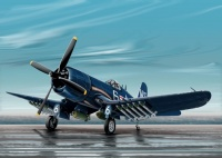 Vought F4U/4B Corsair - 1:72