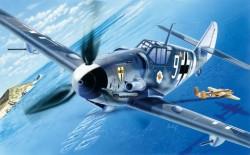Messerschmitt BF 109 G-6 - 1:72
