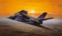 Lockheed F-117 Nighthawk - 1:72