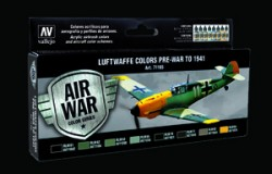 Model Air Set Luftwaffe Pre-War to 1941