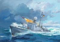 Schnellboot Albatross-Klasse 143