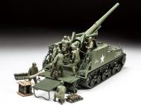 US Self-Propelled 155mm Gun M40