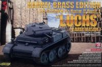 Panzerkampfwagen II Ausf. L  - Luchs - frühe Version - Inkl. Messing Geschützrohr