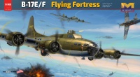 Boeing B-17 E/F Flying Fortress - 1:32