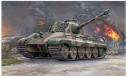 Tiger II Ausf. B - Henschel-Turm - Königstiger - 1:35
