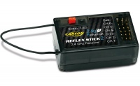 Carson 6-Channel Receiver for REFLEX Stick II 2,4 GHz