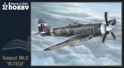 Hawker Tempest Mk. II - Hi Tech - 1:32