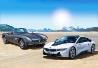 Geschenkset 100 Jahre BMW - 1:24
