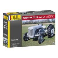 Ferguson TE-20 - Petit gris - 1:24