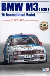 BMW M3 - E30 - DTM 1991 - 1:24