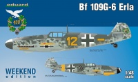 Messerschmitt Bf 109 G-6 - Erla - Weekend Edition