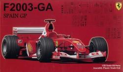 Ferrari F2003-GA Spain GP