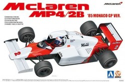 McLaren MP4/2B - Monaco Grand Prix 1985