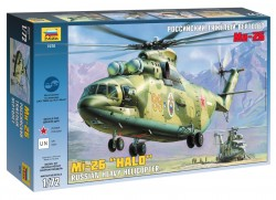 Mil Mi-26 - Halo - Russian Heavy Helicopter - 1/72