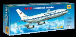 Iljuschin Il-86 - Ziviles Großraumflugzeug
