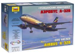 Airbus A-320 - Ziviles Passagierflugzeug