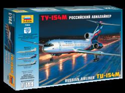 Tupolew Tu-154M - Russisches Passagierflugzeug