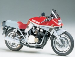 Suzuki GSX1100S Katana Custom Tuned - 1:12