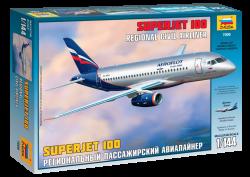 Suchoi Superjet 100 - Regionalverkehrsflugzeug