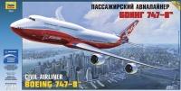 Boeing 747-8 - Ziviles Passagierflugzeug