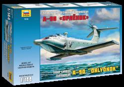 Ekroplan A-90 - Orljonok - Truppentransporter - 1:144