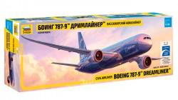 Boeing 787-9 - Dreamliner - Ziviles Passagierflugzeug - 1:144