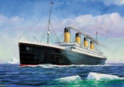 RMS Titanic - Passenger Liner - 1/700