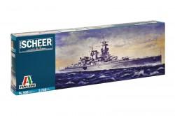 Admiral Scheer - Deutschland Klasse - 1:720