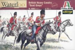 Britische schwere Kavallerie
