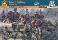 Französische Artillerie - Napoleonische Kriege