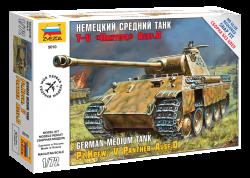 Panzerkampfwagen Panther Ausf. D - 1:72